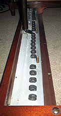 Picture of the pedal base
