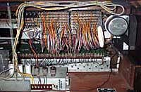 Pictue of inside the 1964 B3 (right)