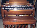 Picture of a 1956 Hammond B3