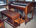 Picture of a 1963 Hammond B3